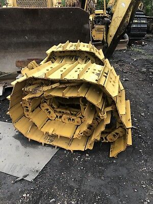 Caterpillar D5c Tracks System One Style
