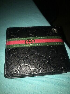 gucci mens wallet