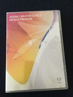 Adobe Creative Suite 3 Design Premium (MAC)