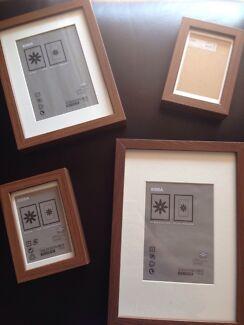 IKEA photo frames x4 Rostrevor Campbelltown Area Preview