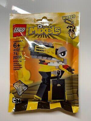 LEGO Mixels Mixel Wuzzo 41547 Building Kit New Cartoon Network Series 6