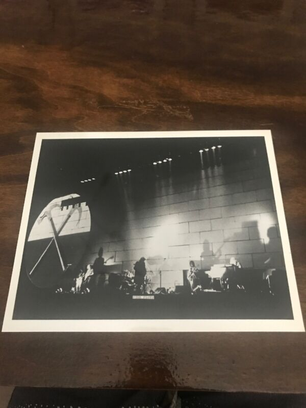 Vintage Pink Floyd Promotional Glossy Photo 8x10