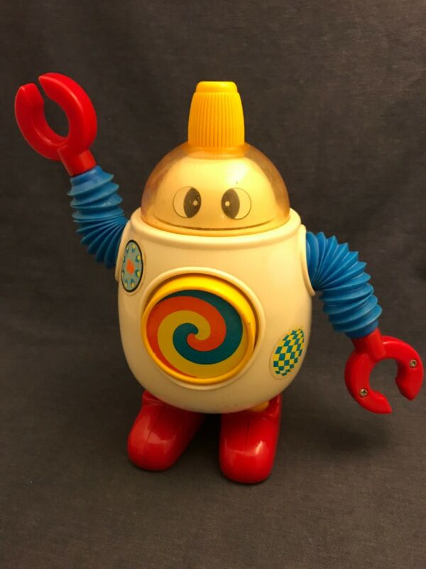 Vintage ROBOT Kawada Toy Company JAPAN Hypnotize Funky RARE Mid Century