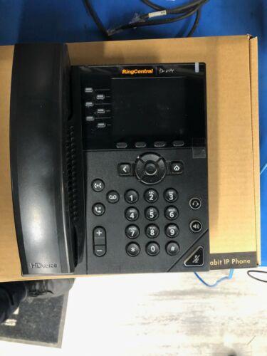 Polycom VVX 350 12 Lines Business IP Phone