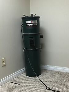 Hoover central vac system