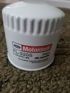 Ford F-250 oil filter