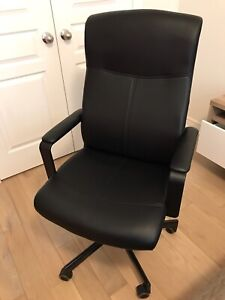 IKEA MILLBERGET Office swivel chair new and rarely used