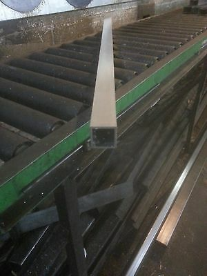 2 12 Square Tube 6063 T5 .125 Wall X 72