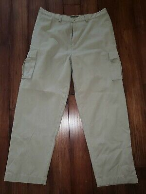 EUC Timberland MENS 40x32 Khaki Pants Pockets