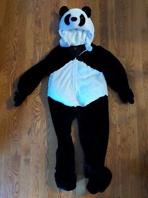 Kids Panda Bear Halloween Costume Size 5T - Panda Bear Halloween Kostüm