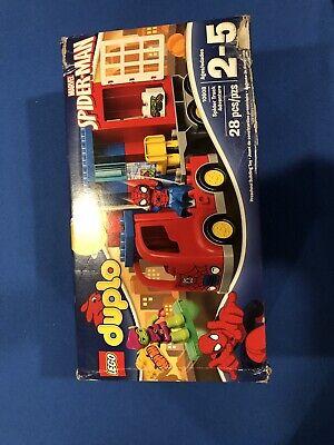 LEGO 10608 Duplo Spider-Man Spider Truck Adventure