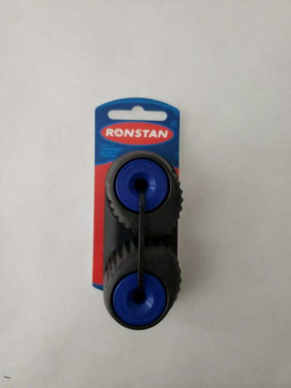 RONSTAN RF5420B Large Cam Cleat Blue Black Base 1/4 to 5/8 rope