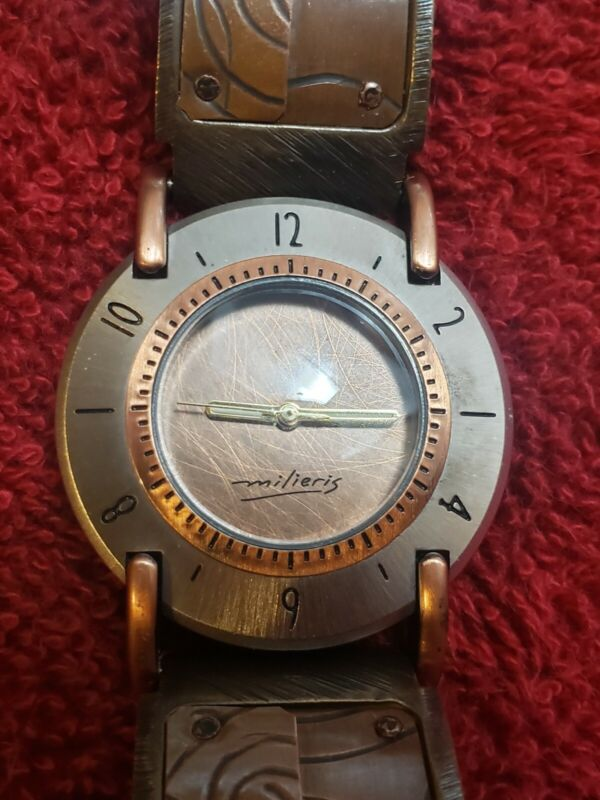 Eduardo Milieris WATCH CRAFT, , Limited Edition 168/1000. Full moon collection