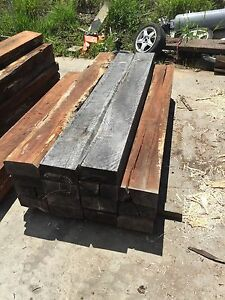 Railway sleepers , B grade  new old stock never used Kooralbyn Ipswich South Preview