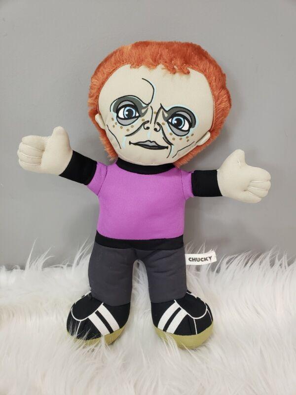 Seed Of Chucky Bride Glen Plush Doll Stuffed Animal 2014 Toy Factory Horror Movi