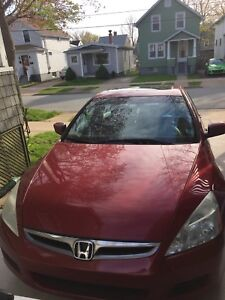 2007 Honda Accord EXL for Sale or Trade