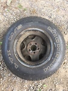Michelin tires 215 75 15