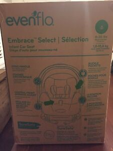 Evenflo Car Seat - NEW in box