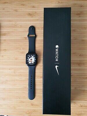 Apple Watch Series 5 Cellular 4G Nike 44mm Space Grey. Please read description.
