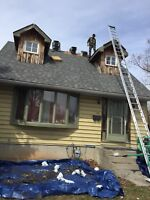 Need a new roof? We do free estimate and repair. Call 6478810686