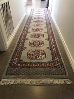 Traditional Persian Hall Runner