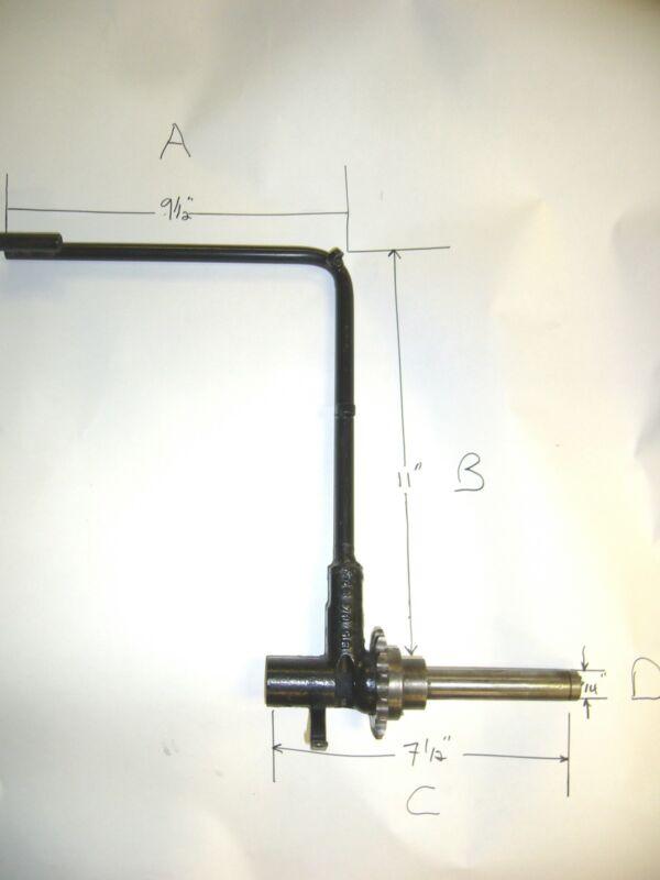 "Bunn 16"" twine arm - obsolete / used"