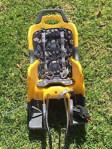 Children's bike seat and rack Goulburn Goulburn City Preview