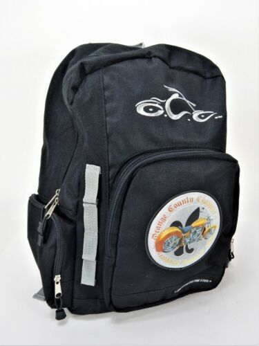 Orange County Choppers Backpack American Custom Steel