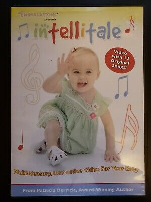 Intellitale RARE KIDS DVD COMPLETE WITH CASE & COVER ARTWORK BUY 2 GET 1 FREE