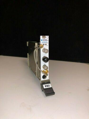 National Instruments NI PXI-5142 100 MS/s, 14-Bit Oscilloscope/Digitizer