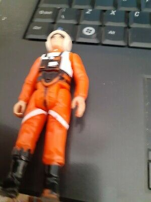 Star Wars Vintage Luke Skywalker X-Wing Pilot loose