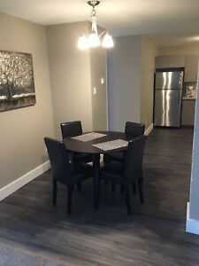 Fully Furnished 2 Bedroom Suite in Moose Jaw
