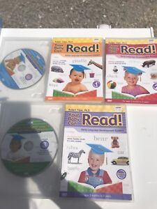 Make me an offer... Your baby can read dvds