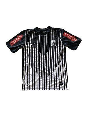 Vintage Nike Alianza Lima Peru 1901 Soccer Jersey Club 2012 Home Small image