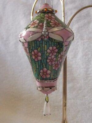 Meadow Daisy - Bradford Exchange Era Of Louis Tiffany Porcelain Ornament    # (Tiffany Exchange)