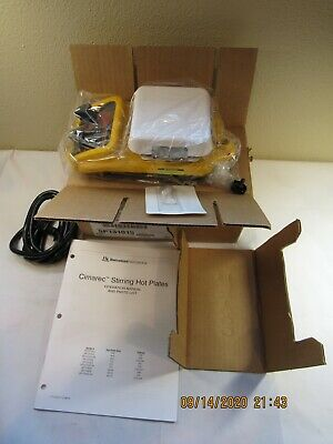 New Barnstead Thermolyne Cimarec Stirring Hot Plate Model Sp131015