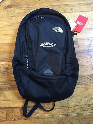 The North Face Connector Jameson Irish Whiskey Backpack - Black - NWT