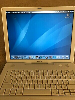 "Apple iBook A1134 14.1"" Laptop - M9848LL/A (July, 2005)"