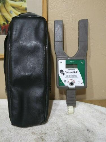 SENSORLINK AMPSTIK AC AMMETER 1-5000AMP AUTO RANGING MINT
