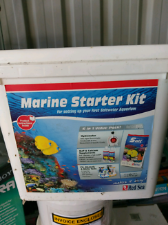 Wanted: Red sea marine