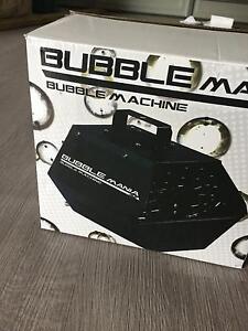 Bubble machine Mickleham Hume Area Preview
