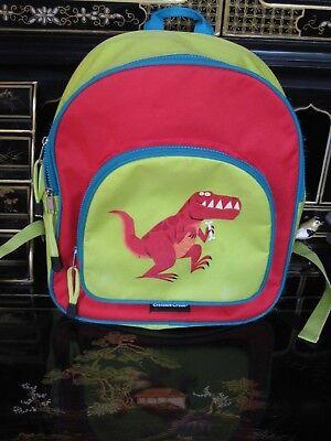 Crocodile Creek Child Preschool Backpack T-Rex Dinasour