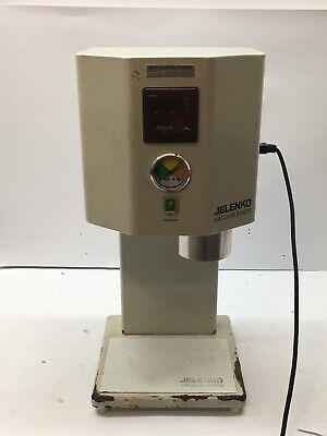 Dental Vacuum Mixer Mold Pump 300250 Jelenko 115 Vac 350 W 5060 Hz