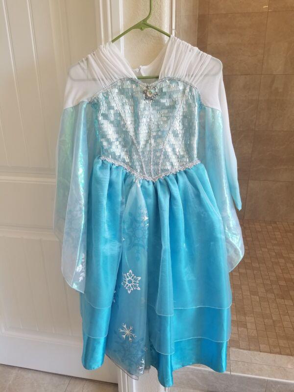 Disney Frozen Elsa Limited Edition Dress