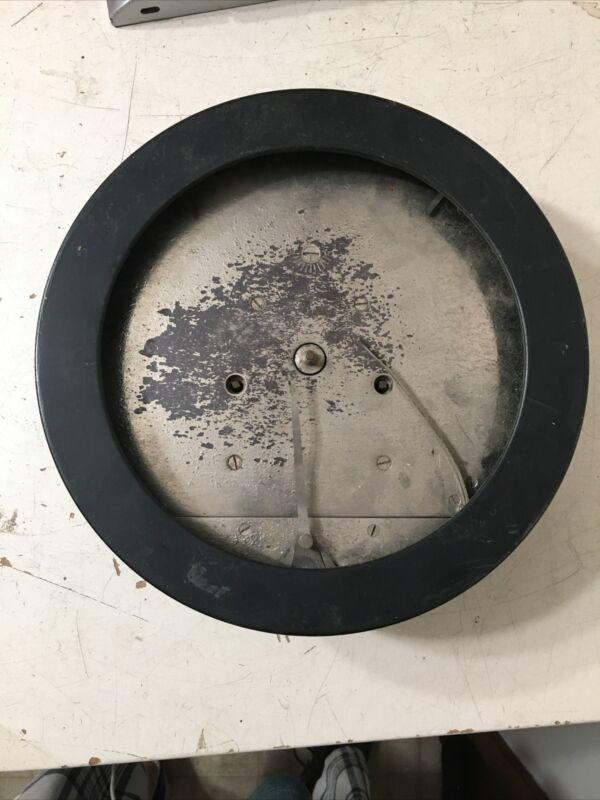 Antique Scientific Recorder Brown Instrument Co Seth Thomas Movement Temperature