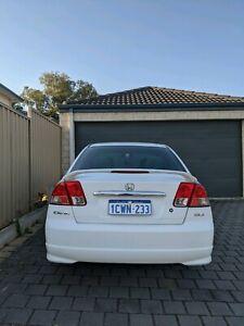 Honda Civic sedan 5speed manual