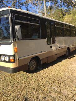 Hino Fd Bus 1988