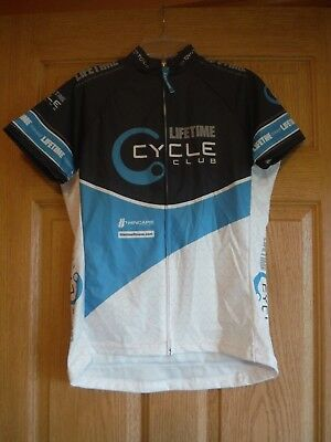 Hincapie Style in Motion women's small cycling shirt, NEW!