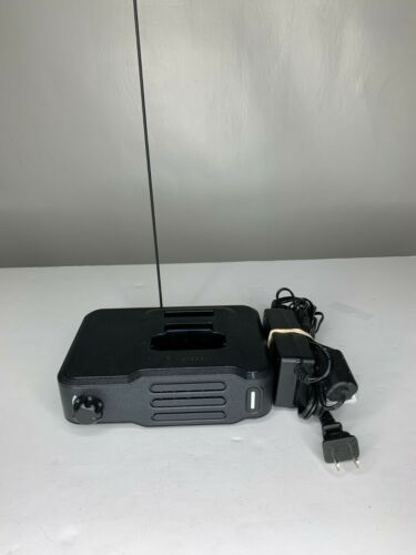 Motorola OEM Minitor VI Amplified Charger Base, Antenna & Power Cable