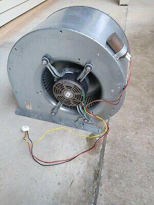 Lennox Hvac Blower Motor 13 Hp K55hxlls-0133 Fan Housing Capacitor
